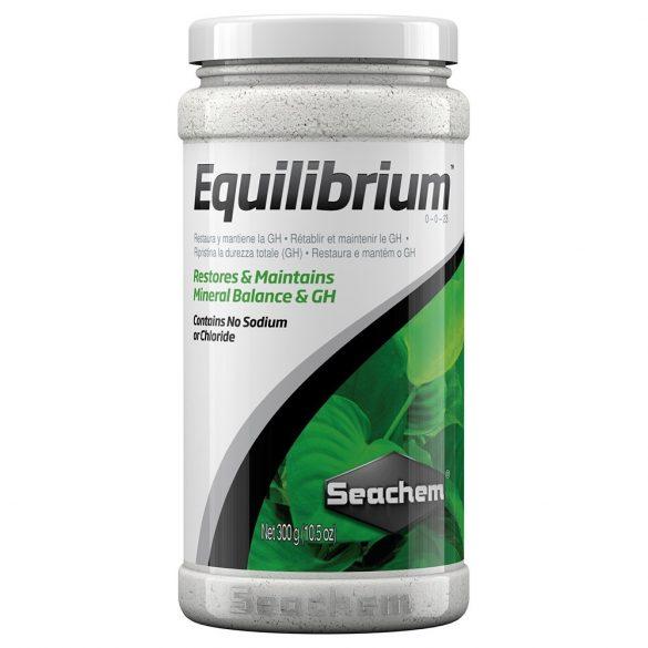 Seachem Equilibrium - vízkeménység növelő 300 g