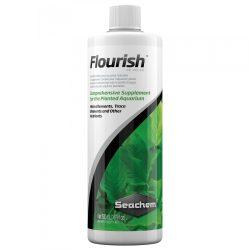Seachem Flourish - általános növénytáp 500 ml