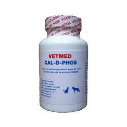 Cal-D-Phos tabletta 75db-os (Csonterősítő tabletta kálciummal, D-vitaminnal, foszforral)