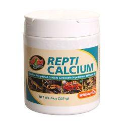 Repti Calcium D3 vitamin nélkül, 227 g