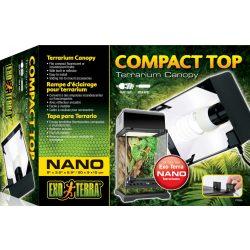 Exoterra Compact Top Nano lámpa