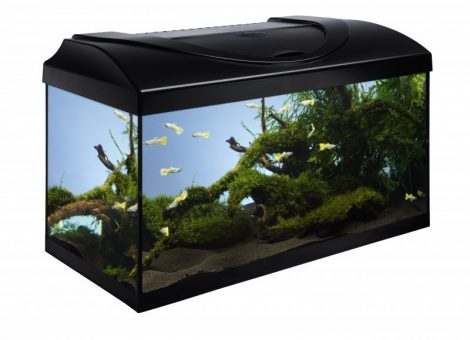 Diversa 60 LED akváriumszett fekete