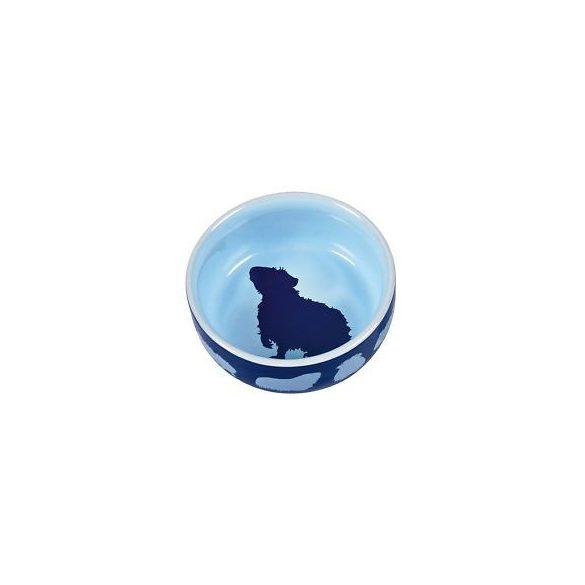 Trixie kerámia tál tengerimalacoknak kék