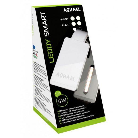 Aquael Leddy Smart ledlámpa 6 W fekete
