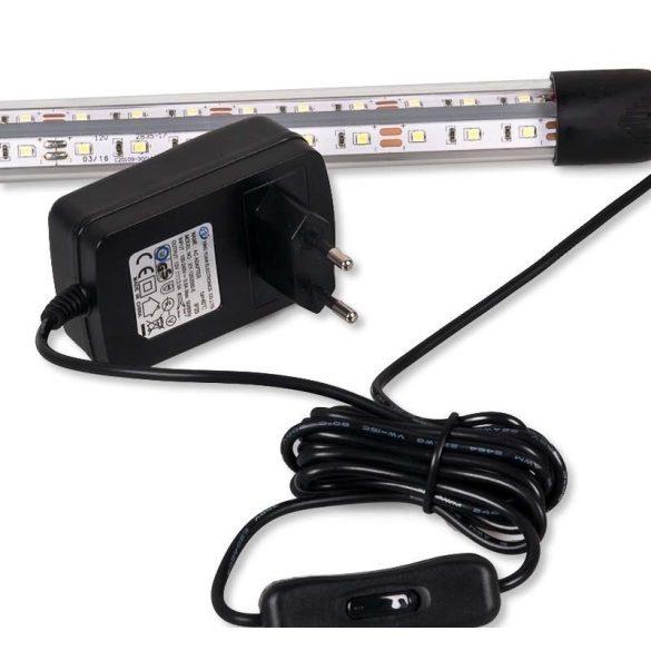 Diversa 60 LED akvárium szett íves (fekete)