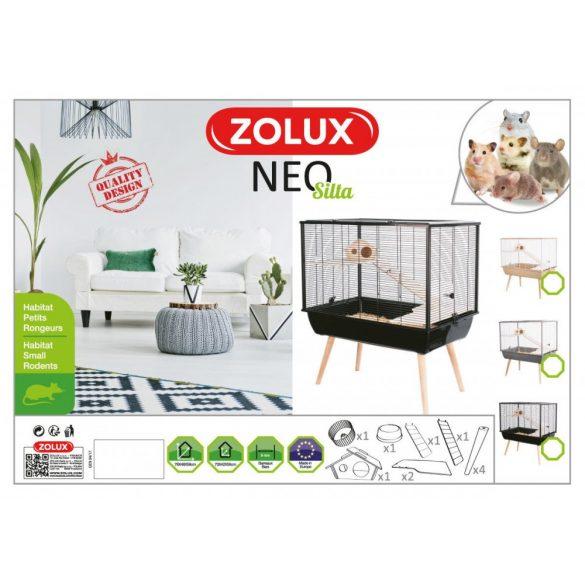 ZOLUX  Neo Silta bézs tengerimalac , degu ketrec