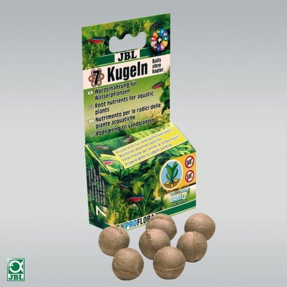 JBL Kugeln Balls 7 darabos növény tápgolyók