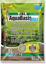 JBL Aquabasis Plus 5 kg-os növény táptalaj