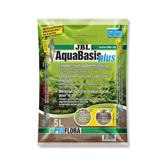 JBL Aquabasis Plus 5l-es növény táptalaj