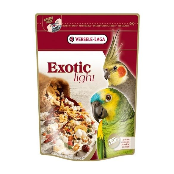Versele-Laga Exotic Light nagypapagáj eledel 750g