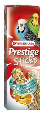 Versele-Laga Sticks Hullámos papagáj egzotikus gyümölcs 2db