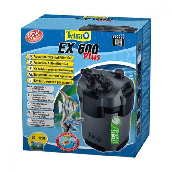 Tetra EX 600 Plus külső szűrő - töltettel