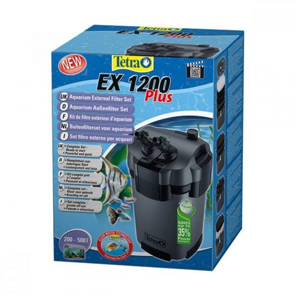 Tetra EX 1200 Plus külső szűrő - töltettel