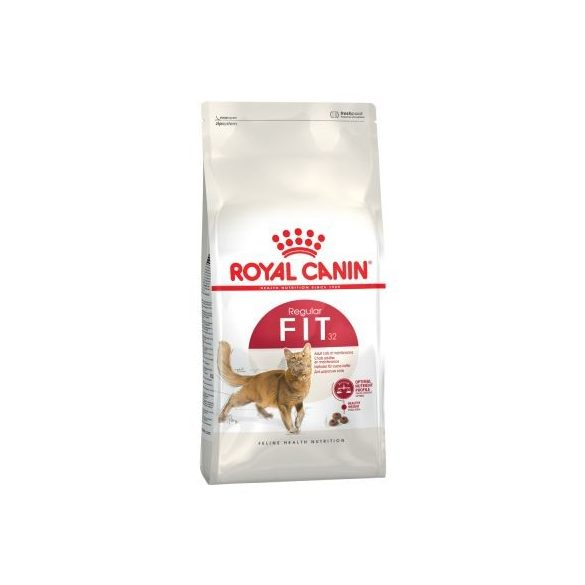 Royal Canin Fit 32 száraz macskatáp az ideális testsúly megőrzéséért 15kg