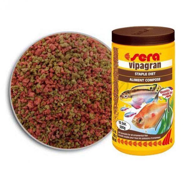 Sera Vipagarn lágy granulatum 250ml