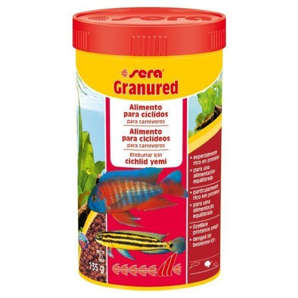 Sera Granured 250ml Sügér eledel