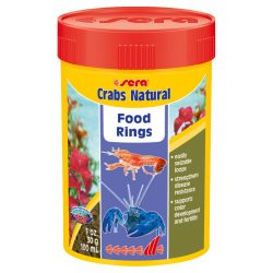 Sera Crabs Natural 100ml Eledel Rákoknak