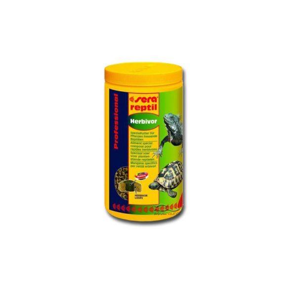 SERA REPTIL PROFESSIONAL HERBIVOR 80 g, 250 ml