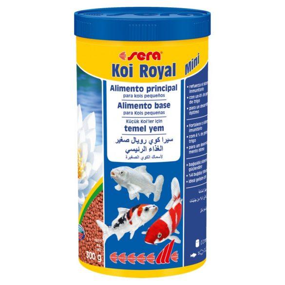 Sera Koi Royal Mini 1000ml Főeledel fiatal koiknak