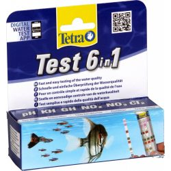 Tetra Test 6in1 akváriumi vízteszt