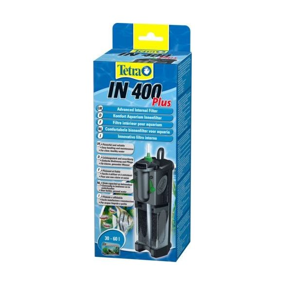 Tetra IN 400 Plus belső szűrő 30-60 literig