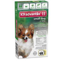 Advantix Spot On csepp 4 kg alatti kutyáknak 1db ampulla