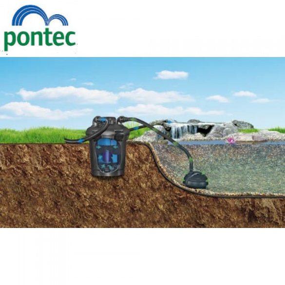 Pontec PondoPress 5000 UVC tószűrő szett