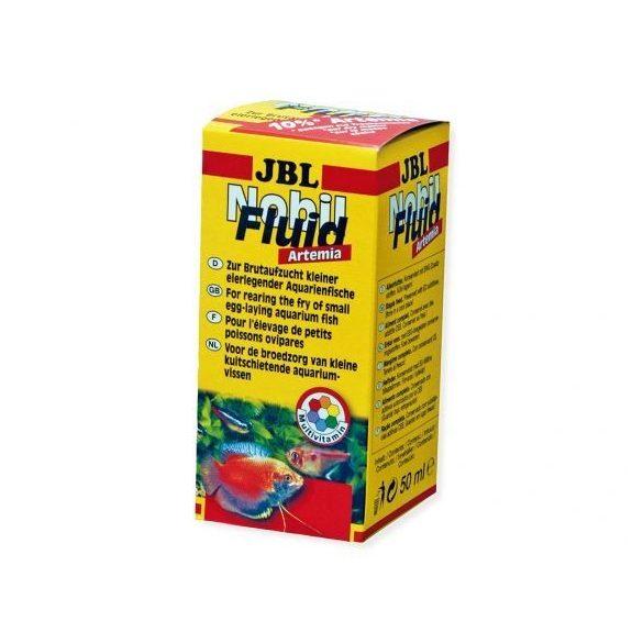 JBL Nobil Fluid Artemia , folyékony nevelőtáp