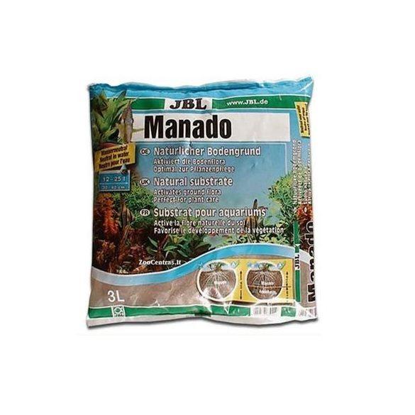 JBL Manado általános növénytalaj - 3 liter