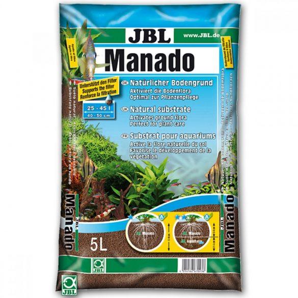 JBL Manado általános növénytalaj - 5 liter