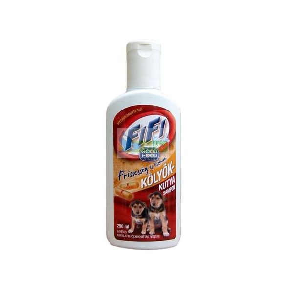 Yoyo kutyasampon kölyök kutyáknak 250 ml