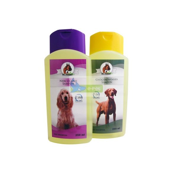 Pet Product gyógynövényes sampon 250 ml