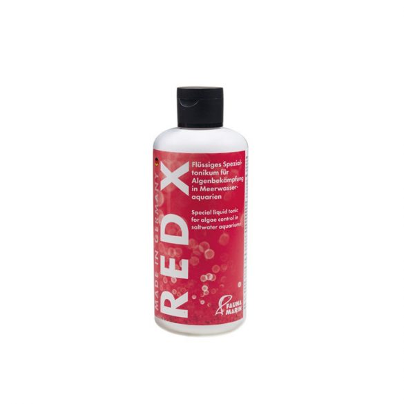 Fauna Marin - RED X 250 ml - Cyano alga ellen