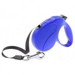 Amigo Easy Mini póráz 12 kg-ig - 3 m zsinór, kék