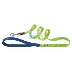 Club 10/120 póráz kék-zöld-lila
