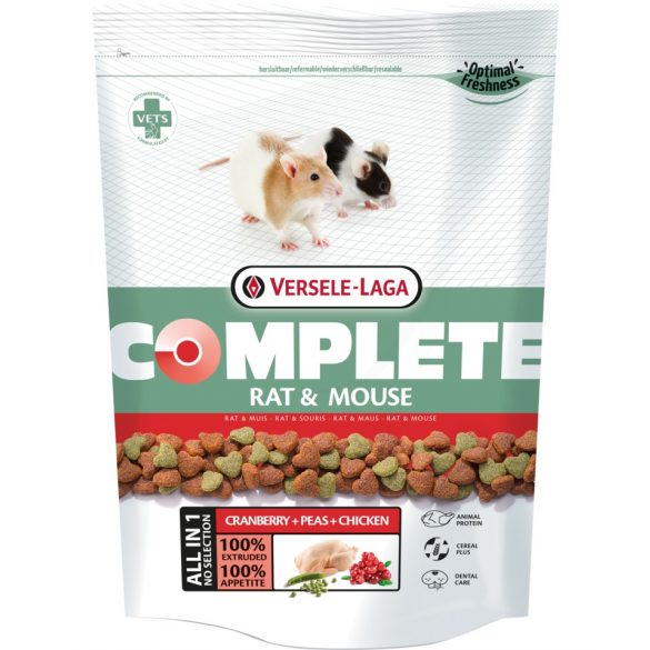 Versele-Laga Complete Rat & Mouse 500g