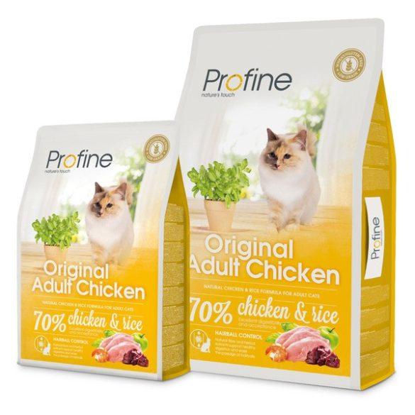 Profine Original teljes értékű táp felnőtt macskák számára - csirkés 10kg