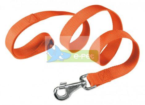 Club 20/120 póráz narancssárga