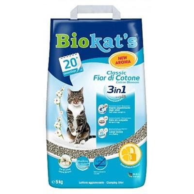BioKat's Cotton Blossom macskaalom 5 kg
