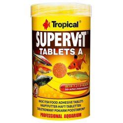Tropical Supervit Tablets A 250ml akvárium falához tapasztható tabletta