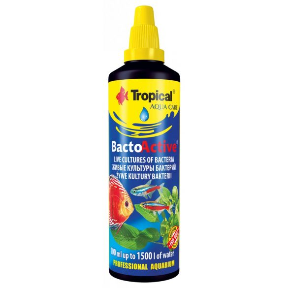Tropical Bacto Active 100 ml