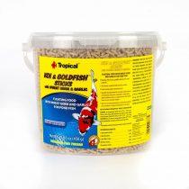 Tropical Koi - Goldfish Wheat Germ -Gralic sticks 11l