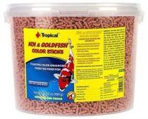 TROPICAL Koi goldfish colour sticks 21 l