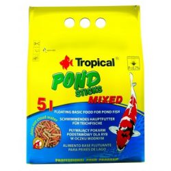 Tropical Pond sticks mixed 5l