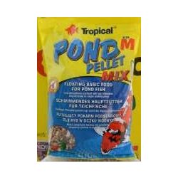 Tropical Pond pellet mix 110g