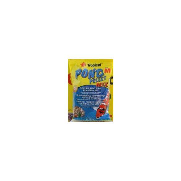 Tropical Pond pellet mix 110g