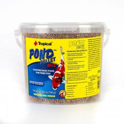Tropical Pond pellet mix M 5l