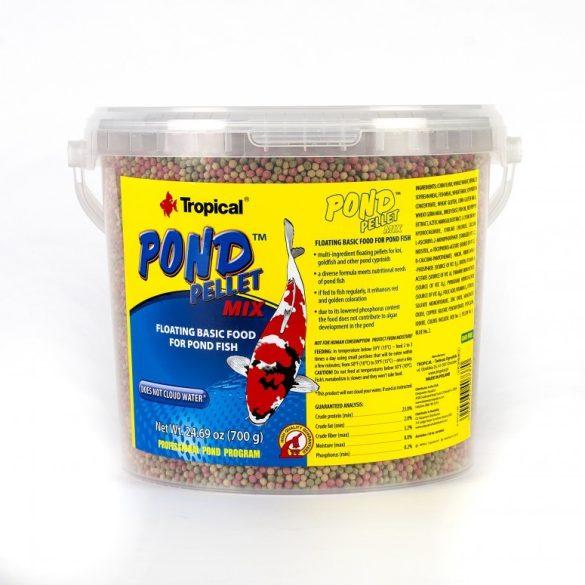 Tropical Pond pellet mix M 5l
