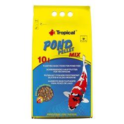 Tropical Pond pellet mix 10l