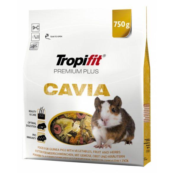 TROPIFIT_PREMIUM_PLUS_CAVIA_750gr